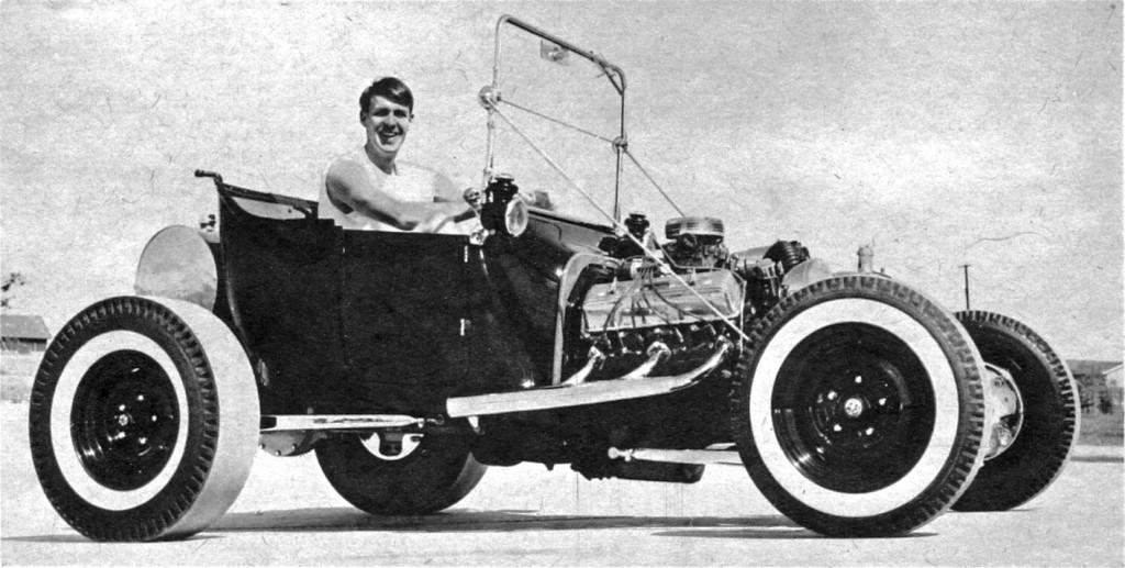 Martin Hollmann's 1915 T-Bucket