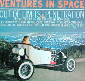 Fred Steel Roadster T-Bucket Ventures Lost in Space