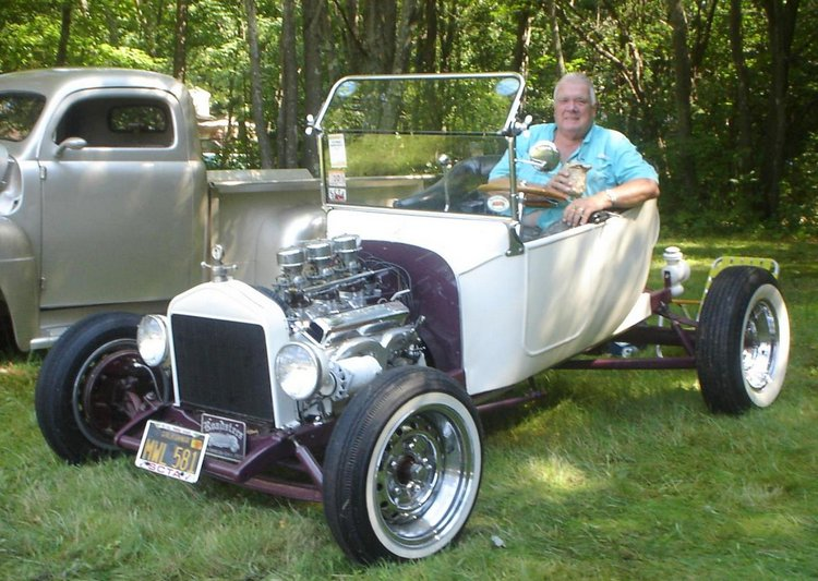 Fred Steele Roadster T-Bucket
