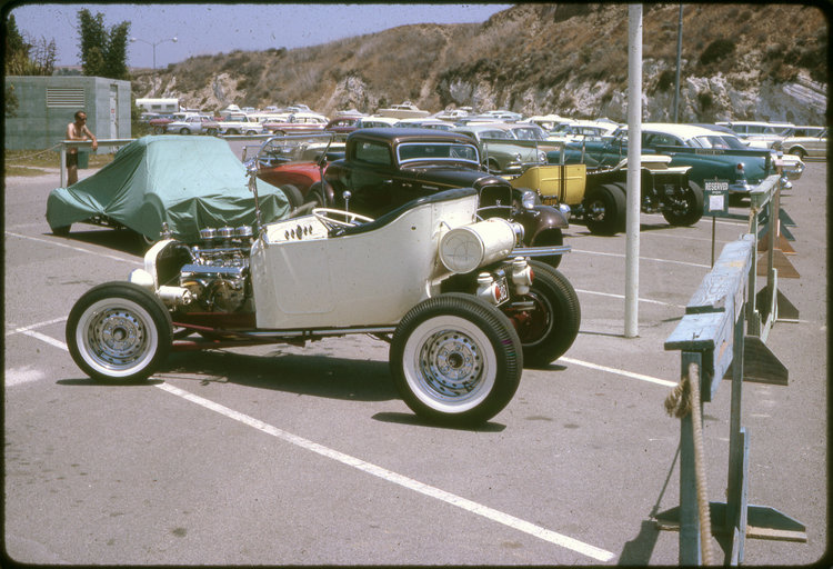 Fred Steele T-Bucket roadster