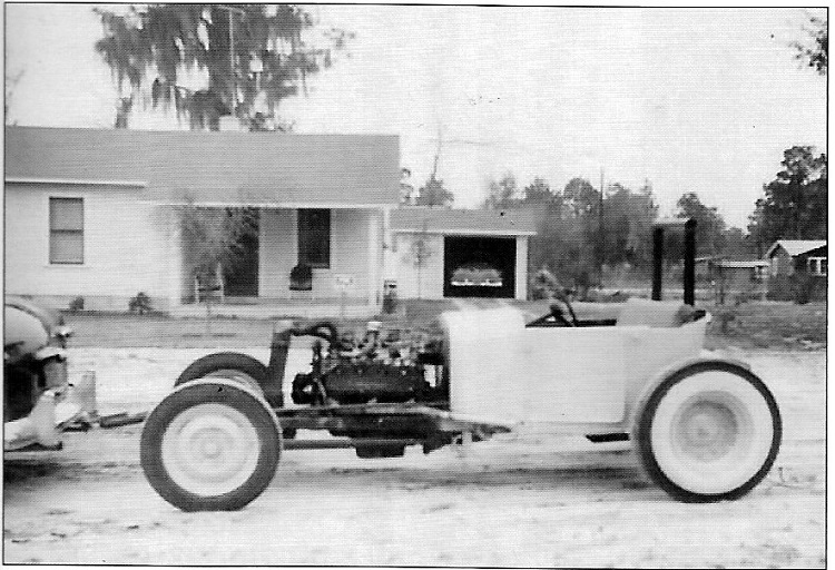T-Bucket Don Garlits first dragster