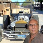 Ted Brown: T-Bucket Chassis Designer