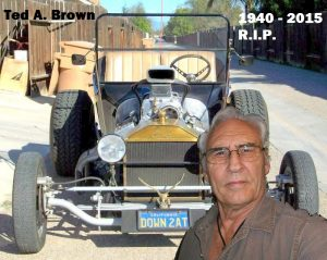Ted Brown: T-Bucket Chassis Designer Extraordinaire