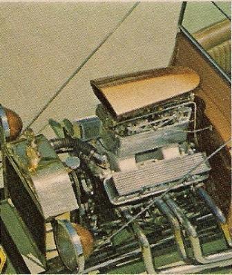 Mark Niver T-Bucket 1974