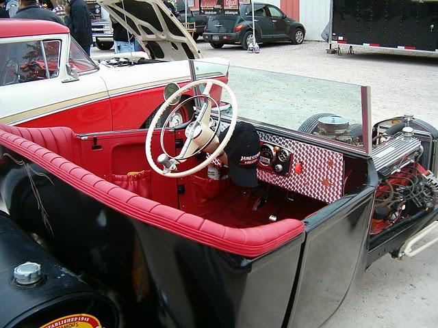 Krylon Special Dodge T-Bucket of Scott Linder