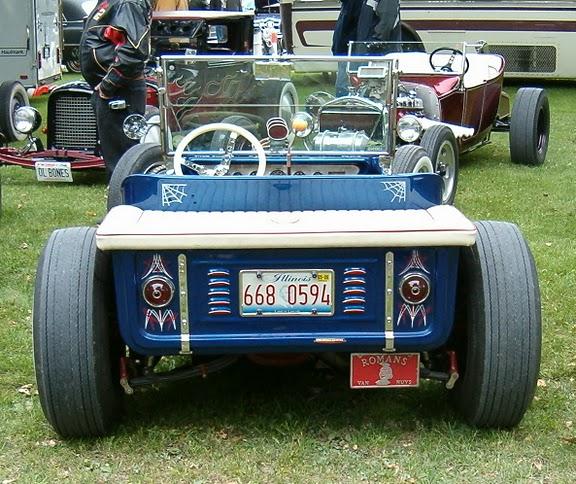 Lions Hot Rods T-Bucket by Jim Unruh at Hunnert Car Pileup