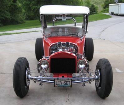 Joe Pirronello Lively Set Dodge T-Bucket