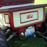 Scalloped T-Bucket with Trailer