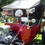 Mad Hatter T-Bucket Roadster