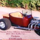 TPOA T-Bucket Raffle Poster