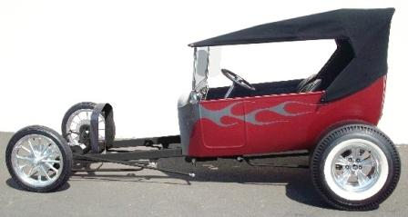 Wintec Roadster stretched T-Bucket