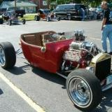 Dan Holck's Awesome Blown Flathead Ford T-Bucket