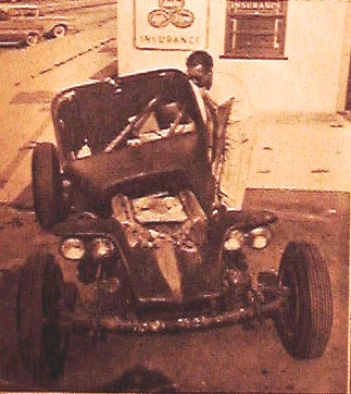 Ed Roth Outlaw T-Bucket