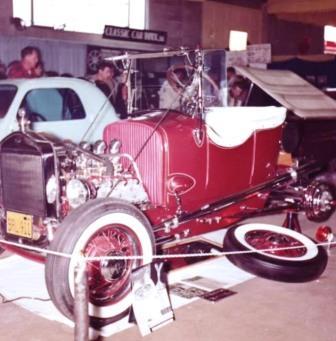 John Souza 1927 T-Bucket