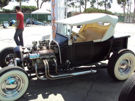 Mark Skipper T-Bucket Hot Rod Roadster