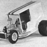 Paul Johnson Pie Wagon C-Cab T