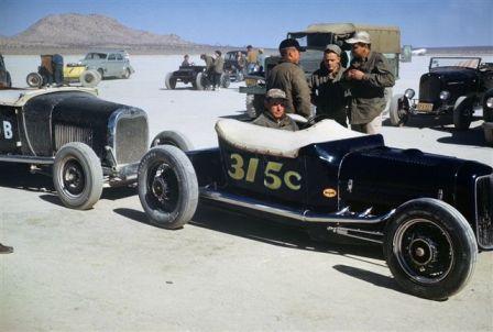 Paul Schiefer T-Bucket Roadster