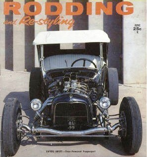Rodding and Re-styling June 1959