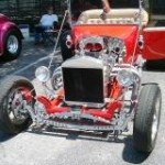 A Great Stretched Body T-Bucket Roadster