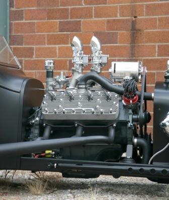 Speedway Motors Tribute T-Bucket Hot Rod