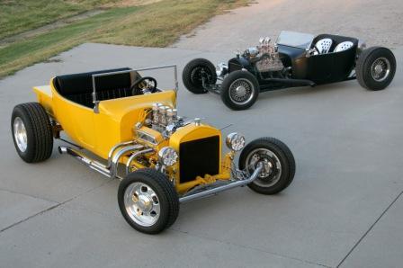 Speedway Motors T-Bucket and Tribute T-Bucket
