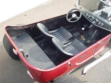 Wintec Roadster T-Bucket