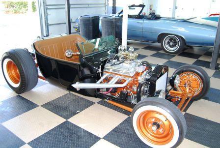 Don's T-Bucket Hot Rod Roadster