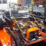 Mike Kent T-Bucket Hot Rod Roadster