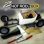 "NEHR Speedcraft's T-Bucket ""Hot Rod"