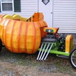 Halloween Hot Rod, The Bumpkin Pumpkin T-Bucket,