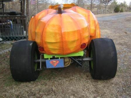 Pumpkin T-Bucket For Sale