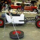 2011 Detroit Autorama NEHR Speedcraft Hot Rod in a Box T-Bucket 1