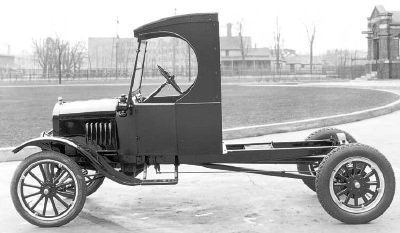 Ford C-Cab delivery