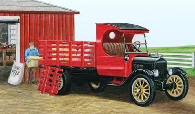 The Story of Poncho the 1923 Ford C Cab (in his own words)