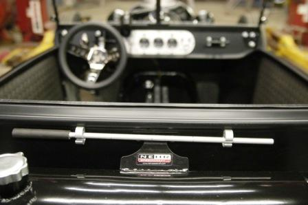 NEHR Speedcraft T-Rat '23 T-Bucket hot roadster