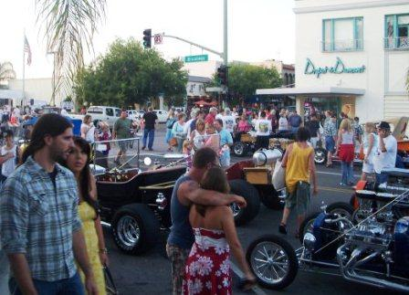 So-Cal Ts 7th Annual T-Bucket 101 Fun Run