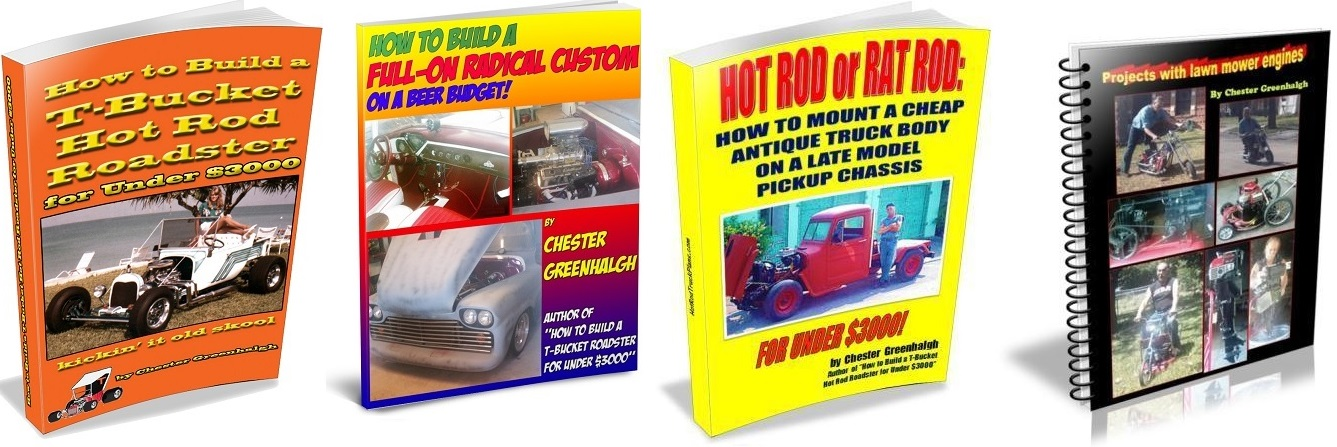how to build hot rod eBooks