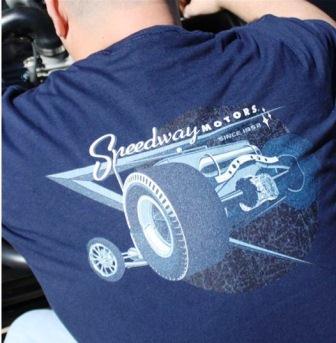 Speedway Motors T-Bucket t-shirt