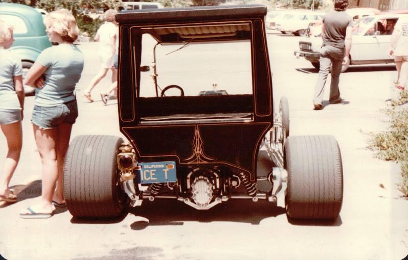 Storage Wars Meets T Bucket C Cab History