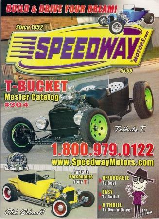 2011 Speedway Motors T-Bucket catalog