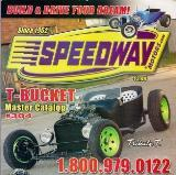 The New 2011 Speedway Motors T-Bucket Catalog