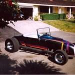 1927 Track T Roadster: Bob Hamilton's