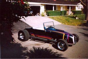 1927 Track T Roadster: Bob Hamilton's Oakland Roadster Show Winner