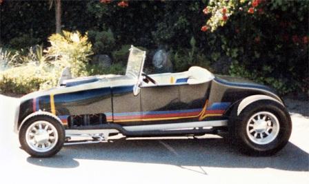 1927 Track T roadster Bob Hamilton