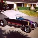 Bob Hamilton's Oakland Roadster Show