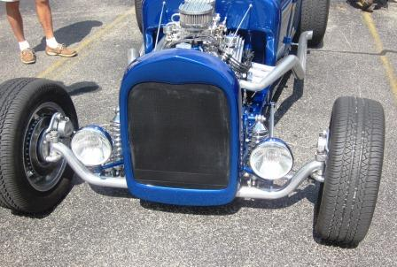 Ben Griffin 1927 T-Bucket Ford roadster