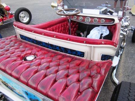 Fred Cossell T-Bucket roadster pickup
