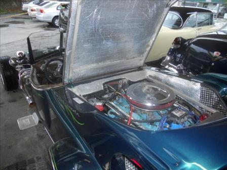 Hot Rod Human Centipede 1927 T-Bucket Roadster