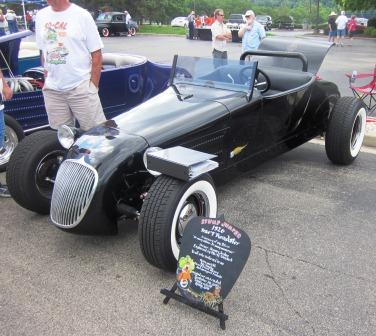 Stumpy Jordan 1927 T-Bucket hot rod roadster NTBA Nationals