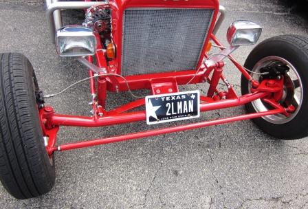 Tim Taylor 1923 T-Bucket hot rod roadster